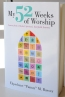 New My52WOW Book Club Pick: My 52 Weeks of Worship: Lessons from a Global, Spiritual, InterfaithJourney