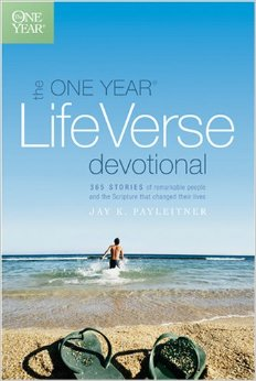 New My52WOW Book Club Pick: The One Year LifeVerse Devotional